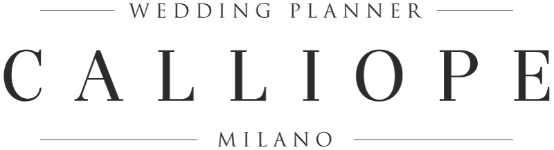 AGENZIA WEDDING PLANNER MILANO - Calliope Weddings